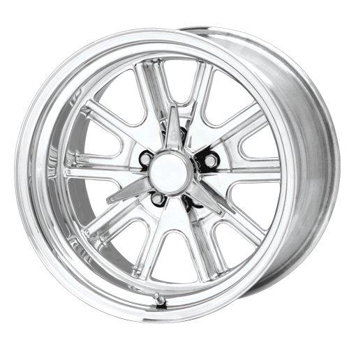 Rod Shelby Cobra VN427P Polished Wheel (17x8