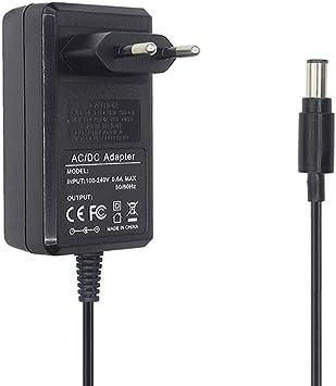 Enchufe del Cable del Cargador de batería de 24.35V para Dyson ...