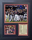 #8: Legends Never Die 2016 MLB Cleveland Indians ALCS Champions Framed Photo Collage, 11