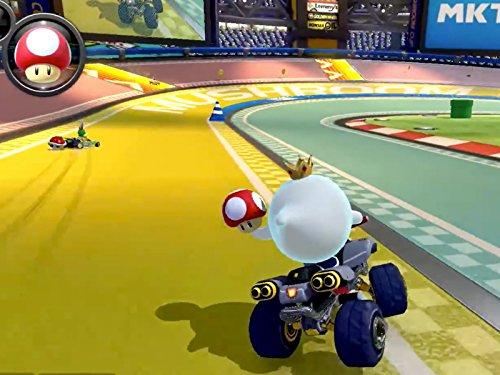 Mushroom Boo - Clip: Mushroom Cup 150cc! King Boo!