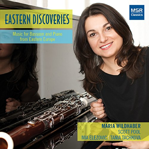 Eastern Discoveries: Music for Bassoon and Piano from Eastern ()