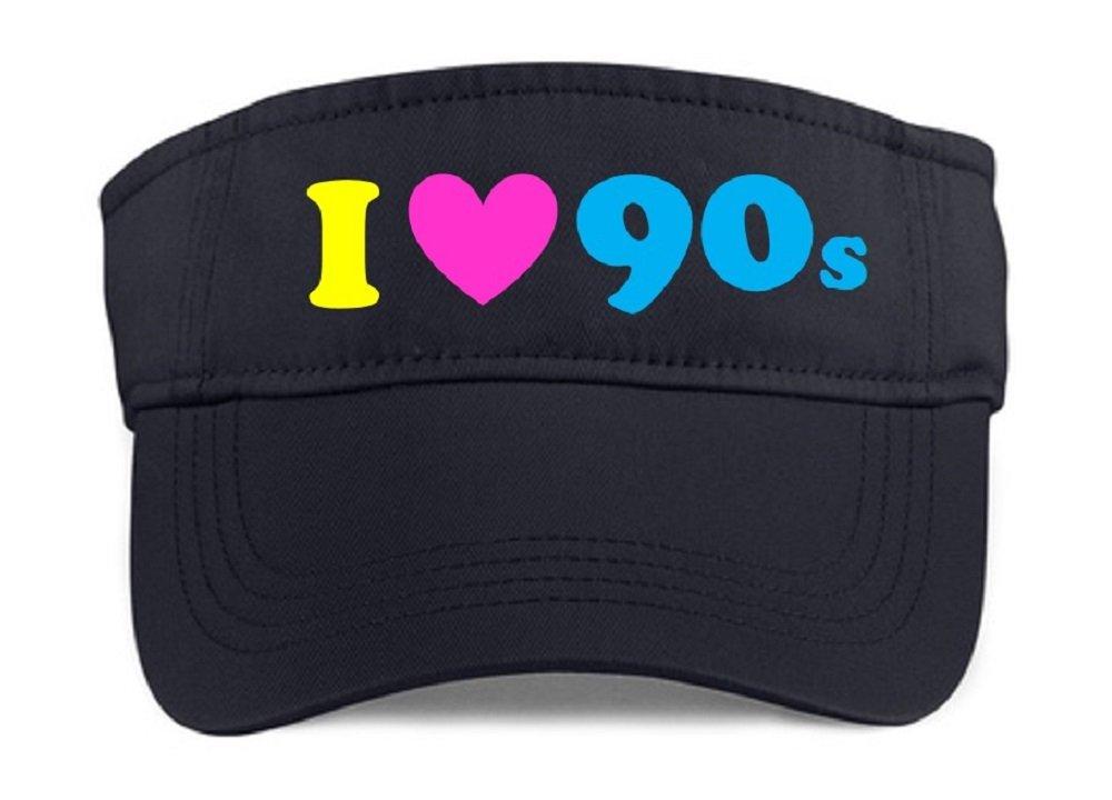 I LOVE THE 90s Visor