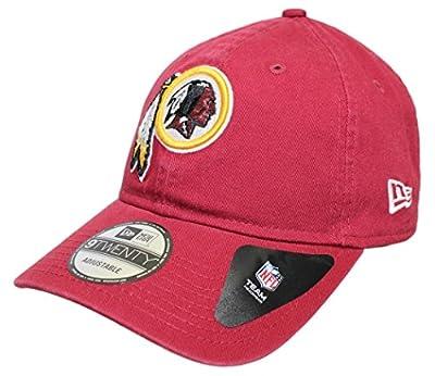 New Era Washington Redskins NFL 9Twenty Team Sharpen Adjustable Hat by New Era Cap Co,. Inc.