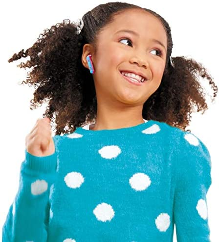 L.O.L. Surprise! Wireless Earbuds for Kids w/ 3-d Stereo Sound & Built-in Mic