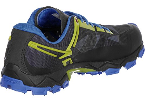 SALEWA Ms Lite Train, Scarpe Sportive Outdoor Uomo Nero Blu Giallo