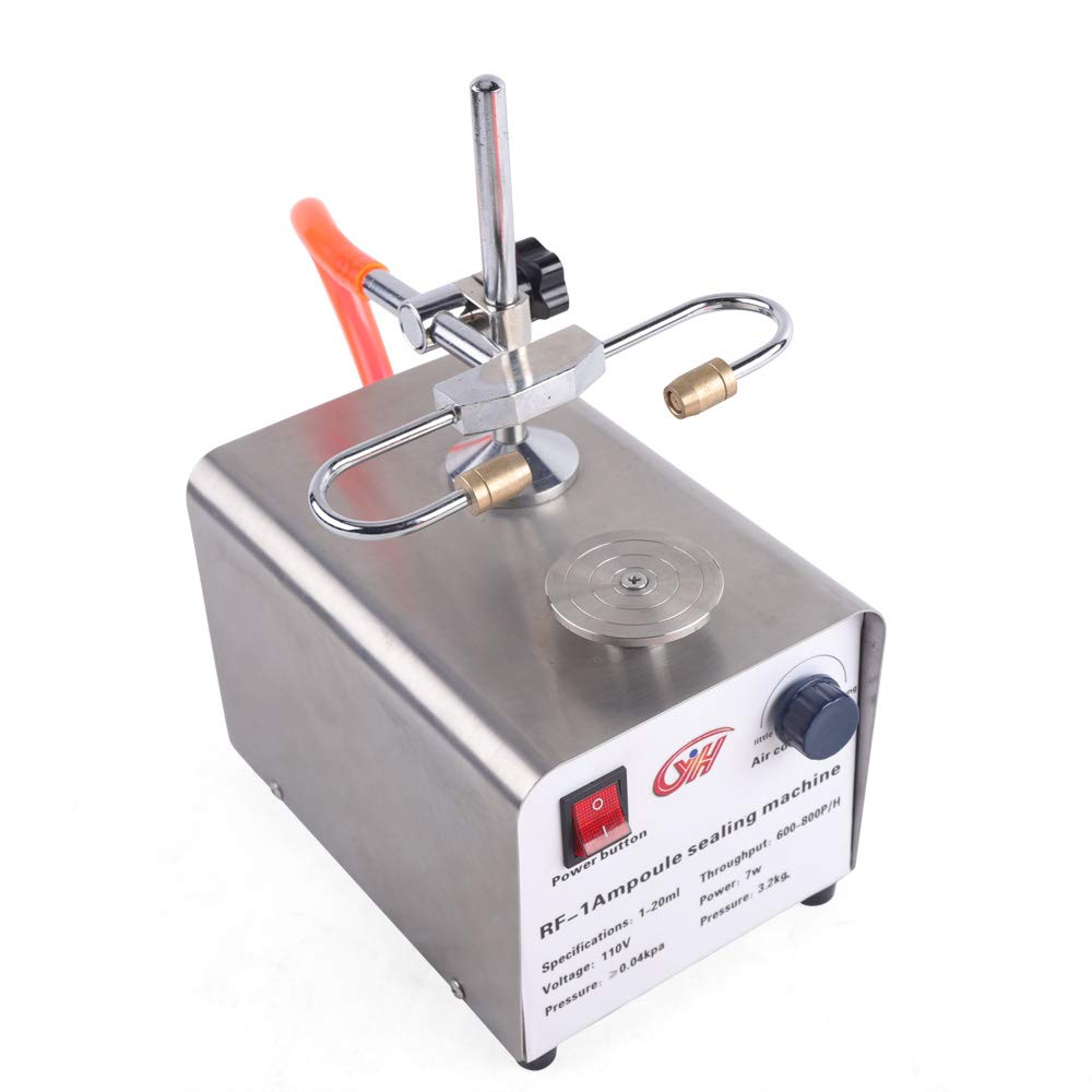 Laboratory Ampoule Sealing Machine Manual Ampoule Sealer Amber ...