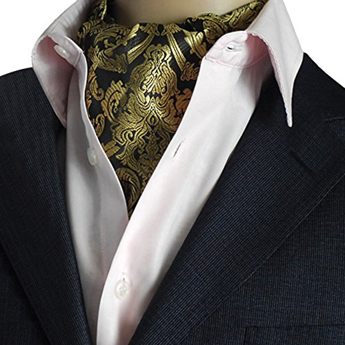 Elegent Classic Dot YCHENG Necktie Reversible Polka Color Luxury Cravat Jacquard Men for Tie Scarf Paisley 18 rYwAFdqw7