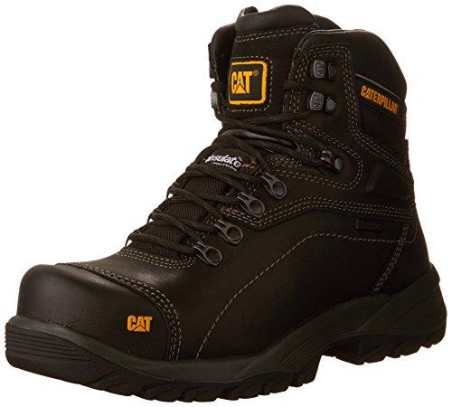 dd23ec00df6 Caterpillar Footwear Men's Diagnostic Hi CSA Work Hiker Boot, Black, ...