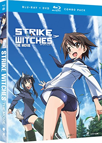 Strike Witches: the Movie (Blu-ray/DVD Combo) by FUNimation
