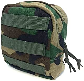 product image for LBX TACTICAL Utility Pouch, Woodland, Medium