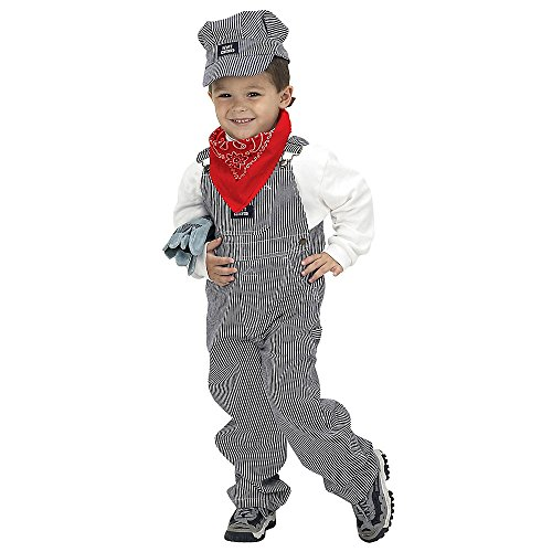 Jr. T (Toddler Train Conductor Costumes)