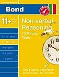 Bond 10 Minute Tests 10 - 11 years Non-verbal Reasoning