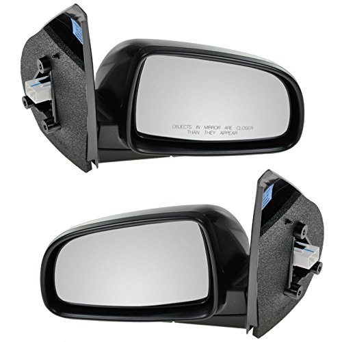 Heated Power Side Mirror LH/RH Pair Set for Chevy Aveo 4dr