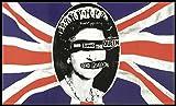Sex Pistols Fridge Magnet 6x8 God Save the Queen Magnetic Poster Canvas Print