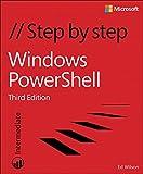Windows PowerShell Step by Step, Wilson, Ed, 0735675112