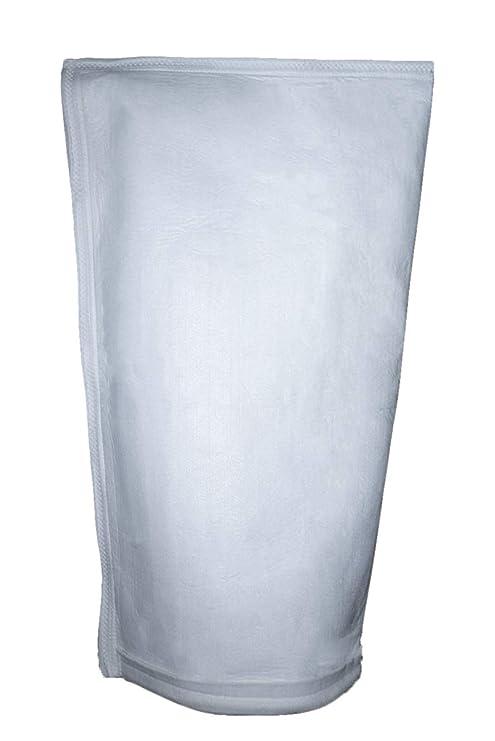 Bolsa filtrante para piscinas, 6 micras, compatible con piscinas Desjoyaux