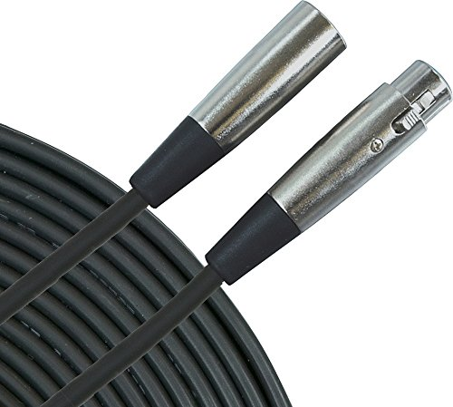 Musician's Gear Lo-Z XLR Microphone Cable 20 ft.