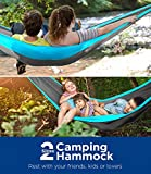 Puroma Camping Hammock Single & Double Portable