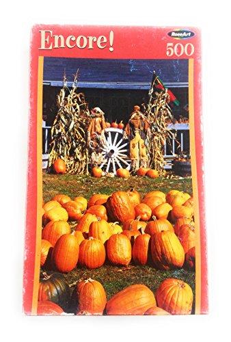 Pumpkin Farm ~ Vintage Encore! 500 Pieces Puzzle Pumpkin Patch and -