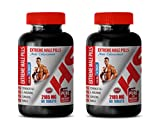 Men Sexual Performance Enhancement Pill - Extreme Male Pills - Male Enhancement - longjack eurycoma longifolia - 2 Bottles 120 Tablets