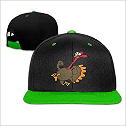 208d133cc7f Trucker Hat Thanksgiving Running Turkey  6700203073453  Amazon.com  Books