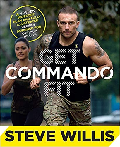 Get Commando Fit by Steve Willis | Stay at Home Mum