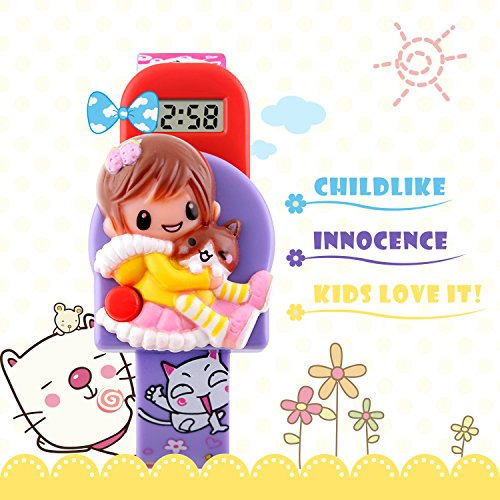 Review Girls Watch Kids Digital
