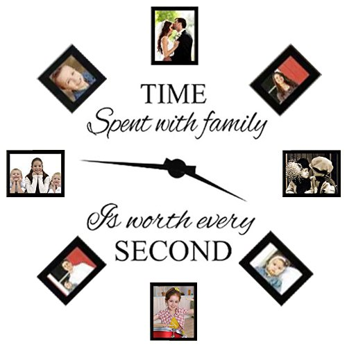 Family Decals Time Second Stickers CHRIS product image