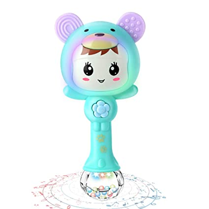 Amazon Com Lofee Baby Toys 3 12 Months Musical Toy For 6 12 Months