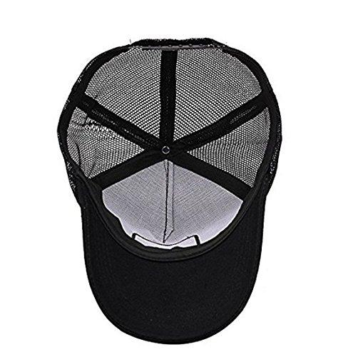 Lpovv4 Men's Gun Fo-rtinte-Raven Hiphop Hat Baseball Cap Snapback Dad Hats for Men Women Youth by Lpovv4 (Image #2)