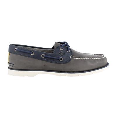 Sperry Mens Leeward Two-Eye Nautical | Loafers & Slip-Ons