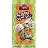 Gefen Sugar Cones, 12 Count (3 Pack) Total of 36 Sugar Cones