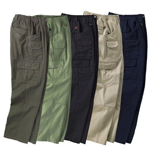 Od Green Woolrich Elite Tactical Pants - 44429-OD-2836