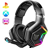 ONIKUMA PS4 Headset -Xbox One Headset Gaming