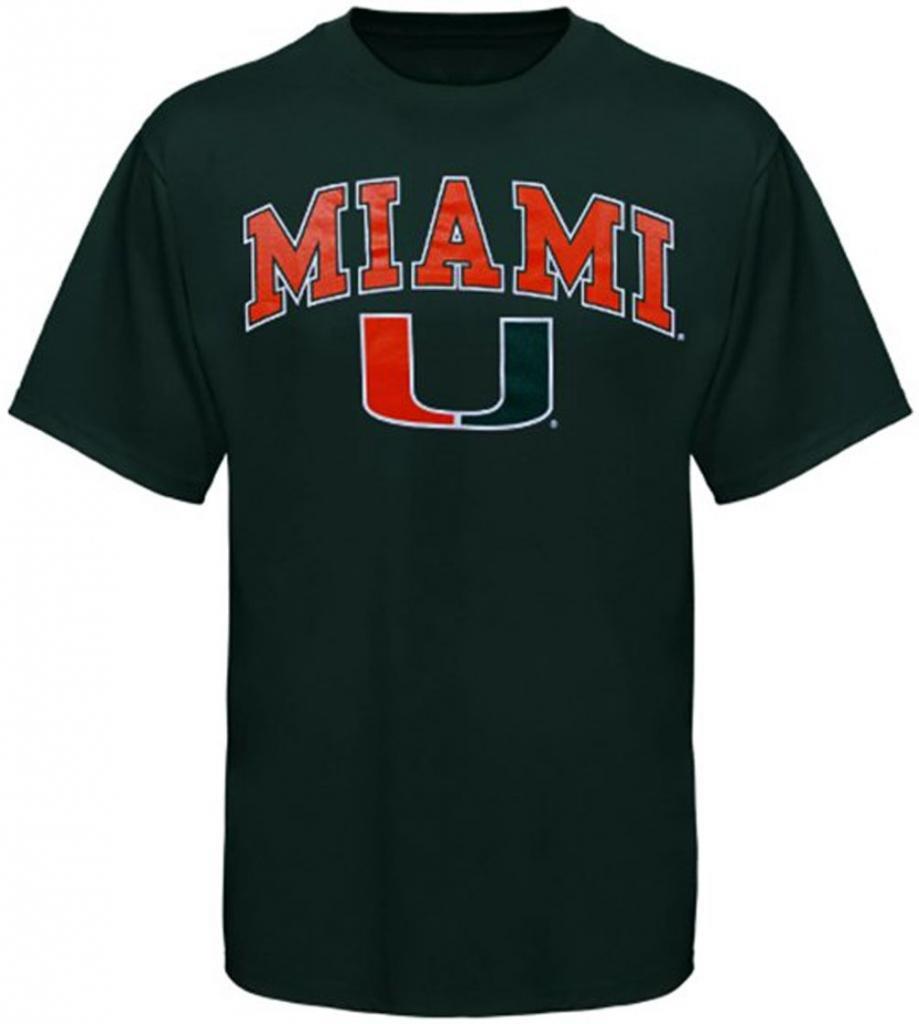 Miami Hurricanes Shirt Jersey Hoodie Hat Sweatshirt Beanie Universität Apparel