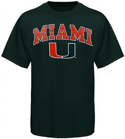 Miami Hurricanes Camiseta Sudadera Jersey Sudadera con Capucha Sombrero Beanie Universidad Ropa, Verde, XX