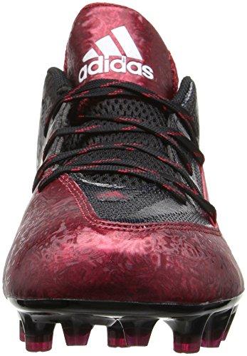 Adidas Man Crazyquick 2,0 Svart / Platina / Effekt Röd