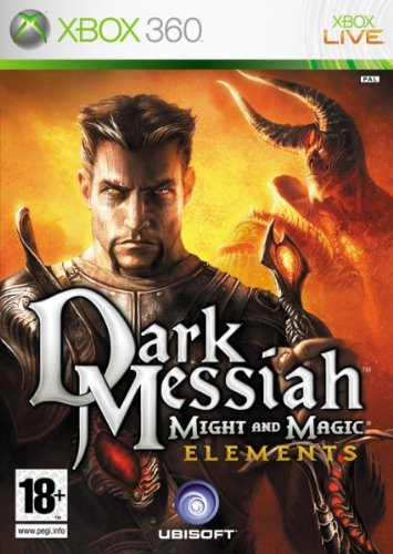 Xbox 360 - Dark Messiah of Might and Magic Elements - [PAL EU] (Dark Messiah Of Might And Magic Xbox 360)