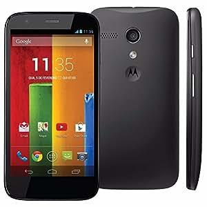 Motorola MOTO G 4G LTE XT1039 - GSM Unlocked 8GB - Quad-Core Android Smartphone - Black (Certified Refurbished)