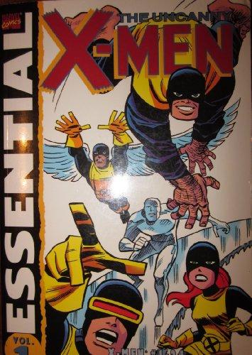 Essential Uncanny X-Men, Vol. 1 (Marvel Essentials) -  Marvel Comics
