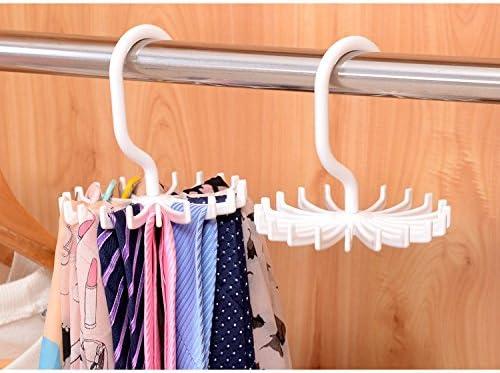 Vshare - Perchas giratorias para corbatas, cinturones y ...