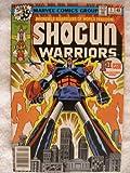 : SHOGUN WARRIORS 1st ISSUE (COLLECTOR'S ITEM!)