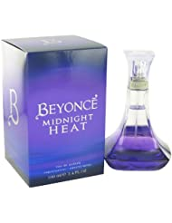 Beyonce Midnight Heat Eau de Parfum, 3.3 Fluid Ounce