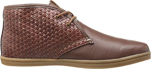 Ben Sherman Mens Vance Chukka Boot Cognac Geweven