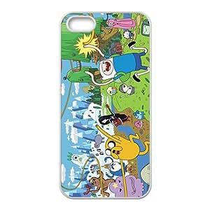 Happy Land White iPhone 5s case