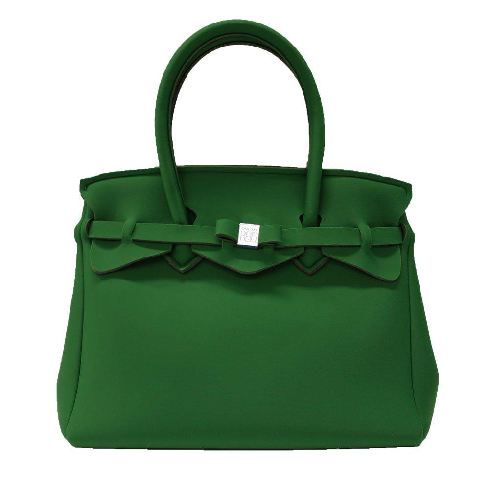 SAVE MY BAG セーブマイバッグ MISS ミス ハンドバッグ レディース 軽量 10204N [並行輸入品] B07B9R3RJV カラー:TROPHY カラー:TROPHY