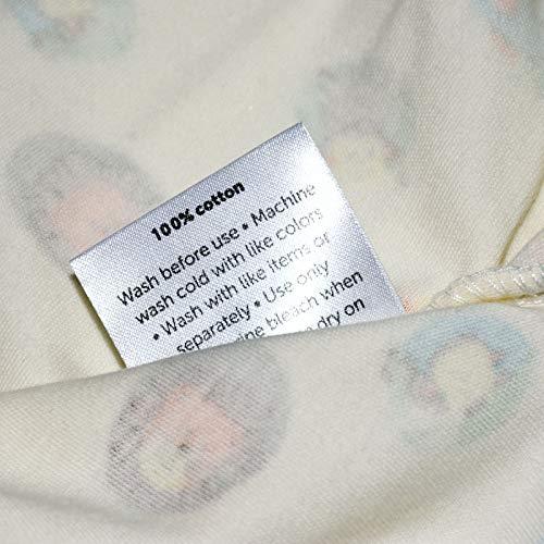 0-3M, Loving suave y ajustable Manta infantil Swaddle Wrap para beb/é 100/% algod/ón