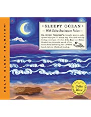 Sleepy Ocean: With Delta Brainwave Pulses