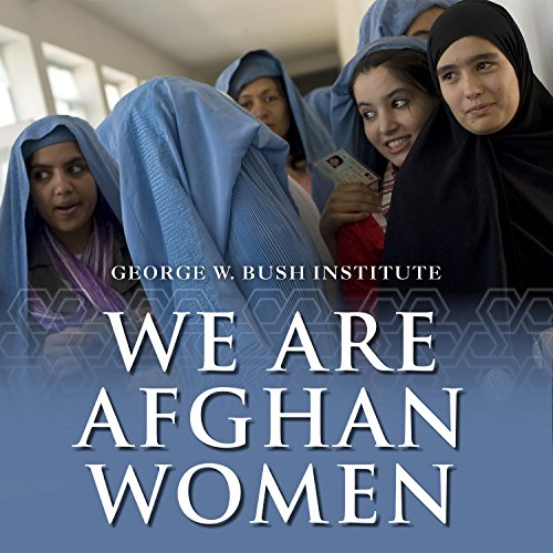 We Are Afghan Women: Voices of Hope by Tantor Audio
