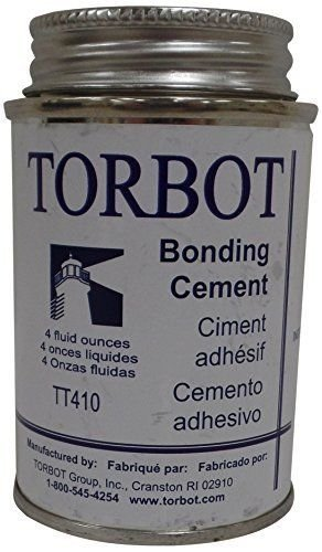 Skin bonding cement with brush 4 oz  can part no  tt410 (1/ea) - Import It  All